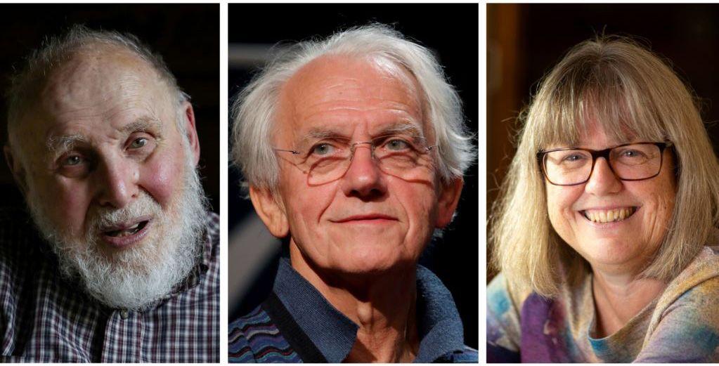 2018 Nobel Fizik Ödülü Arthur Ashkin Gerard Mourou ve Donna Strickland