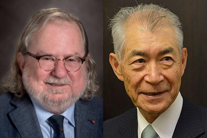 2018 Nobel Tıp ve Fizyoloji ödülünü James P Allison ve Tasuku Honjo