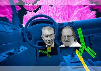 2018 Nobel Tıp Ödülü kanser immünoterapi çalışmaları ile James Allison ve Tasuku Honjo'nun