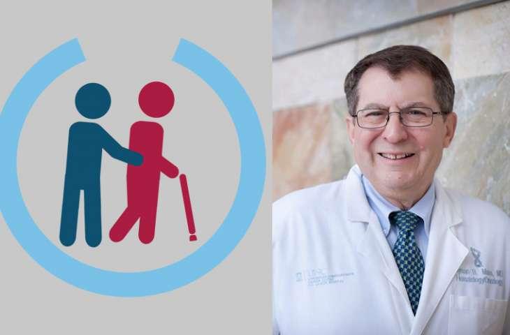 2020 ASCO Vizyoner Lider Ödülü, yaşlı kanser hastalarının tedavisine büyük katkıları olan Dr. Hyman Muss'a verildi