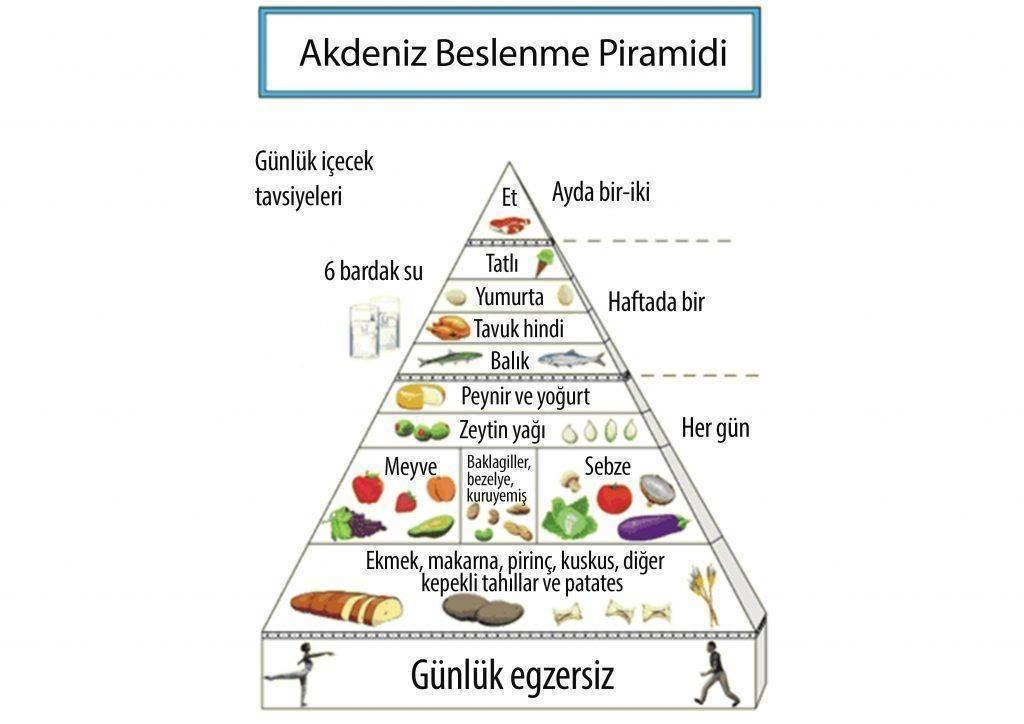 Akdeniz diyeti listesi nedir 1024x724
