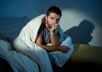 Anksiyete: Erkek kanser hastalarda yaşam kaybı için bir risk faktörü
