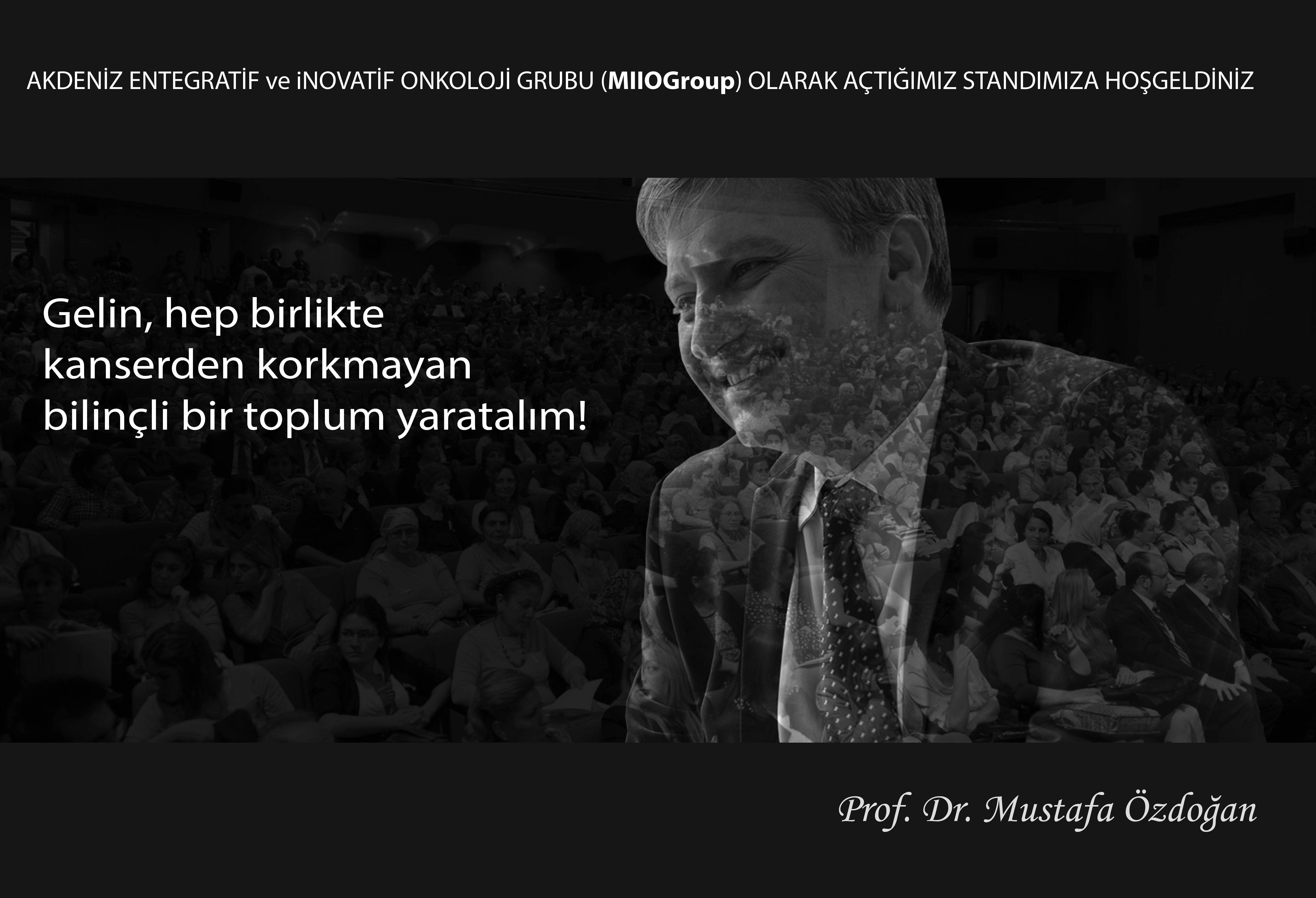 Antalya Bilim Festivali Kanser Testi Soru Cevapları ve Ödüller prof dr mustafa özdoğan