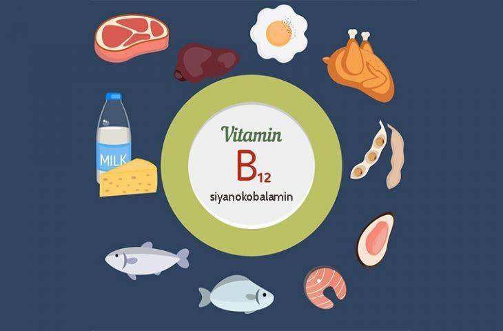 B12 vitamini ne işe yarar, nasıl kullanılmalı, yararları, yan etkileri?