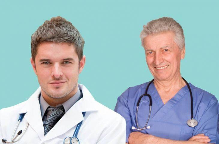 Deneyimli ve yaşlı bir doktor mu? Genç ve dinamik bir doktor mu?