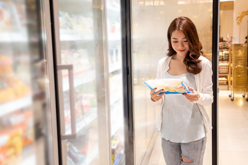 Dondurulmuş sebze ve meyve seçerken neye dikkat edilmeli