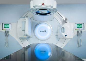 Elekta Versa HD ile Radyoterapi - Işın tedavisi