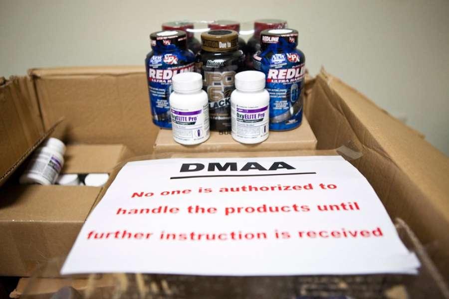 FDA 1 3 dimetilamilami DMAA ülke çapında yasakladı