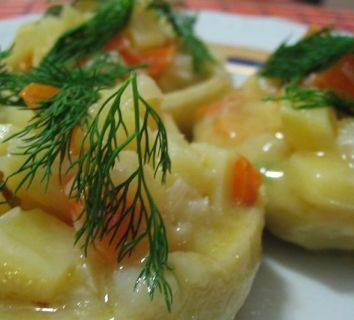 Hafif, Leziz, Sağlıklı bir Akdeniz Yemeği Tarifi: Zeytinyağlı Enginar Dolması