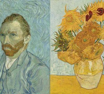 Kanser Hastaları İçin Bir Doz Mutluluk: Van Gogh'un Ay Çiçekleri