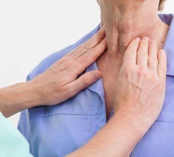 Kanser türlerine göre tanı ve tedavi bölümüne tiroid kanseri bölümü eklendi