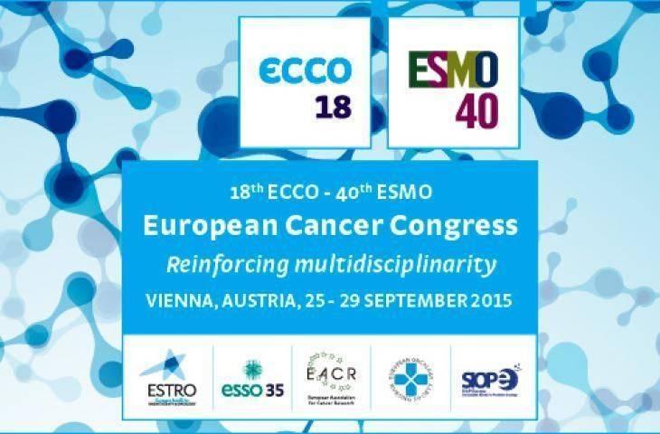 Kanserden korunma, tanı, tedavi ve hasta bakımı konularının en üst düzeyde konuşulacağı Avrupa Kanser Kongresi (ECC 2015) yarın Viyana'da başlıyor