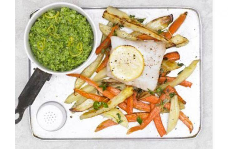 Limonlu Balık ve Patates: bir yemek tarifi ile sağlıklı ve dengeli beslenme hakkında bilgiler