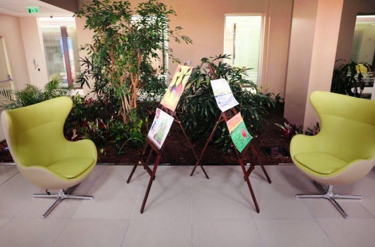Muayene bekleme salonunda kanser hasta ve yakınlarına öneriler