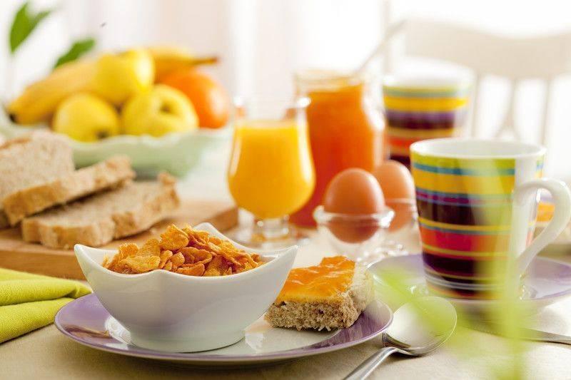 Mutlaka kahvaltı yapın