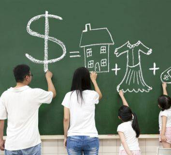 Mutluluk parayla satın alınır mı? Eğer doğru şey için harcanırsa evet!