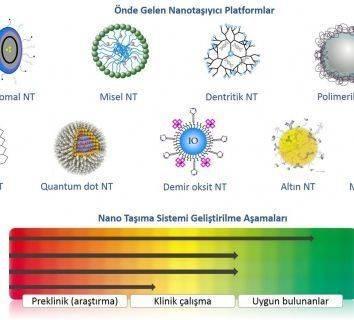 Nanoteknoloji, Nanotıp ve Radyasyon Onkolojisindeki Uygulamaları Yazıdizisi-2