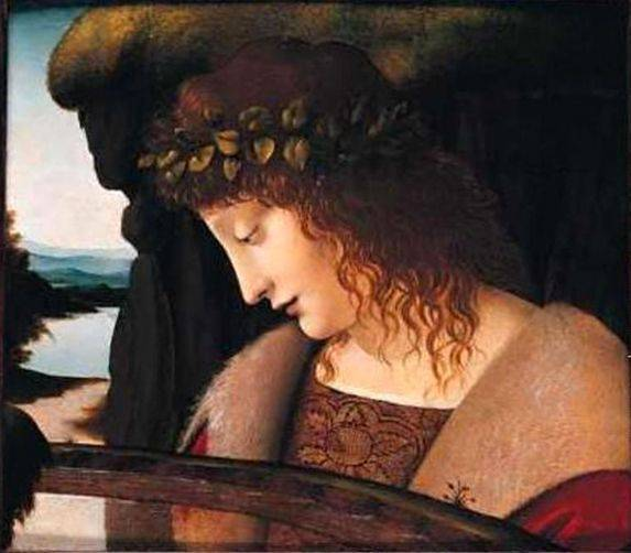 Narcissus Leonardo Da Vinci