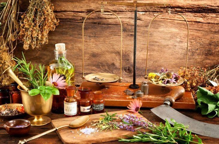 Bitkiler, vitaminler, fitoterapi ve diğer şeyler için bir hatırlatma
