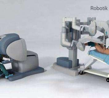 Prostat kanseri ameliyatı ve robotik cerrahi