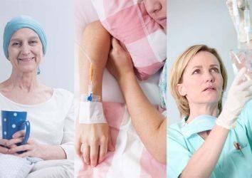 Rahim kanserinde kemoterapi ile tedavi
