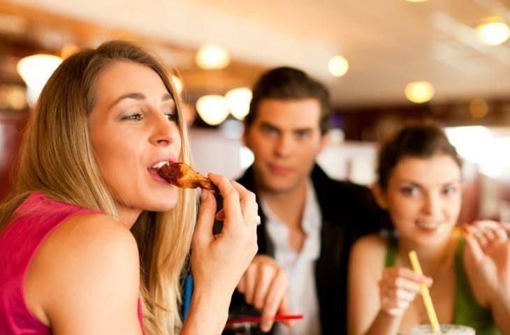 Restaurant ve fast-food yemeklerinin günlük enerji ve besin öğeleri yönünden karşılaştırılması