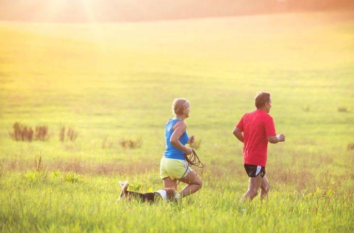Sadece 1 dakikalık koşu bile kemik erimesine karşı koruyucu