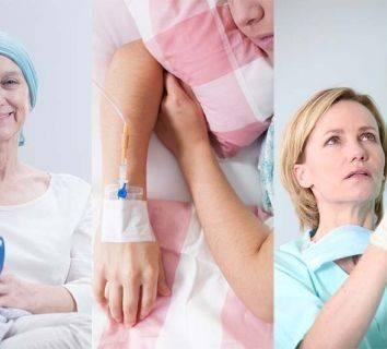 Serviks – rahim ağzı kanserinde kemoterapi ve hedefe yönelik tedavi