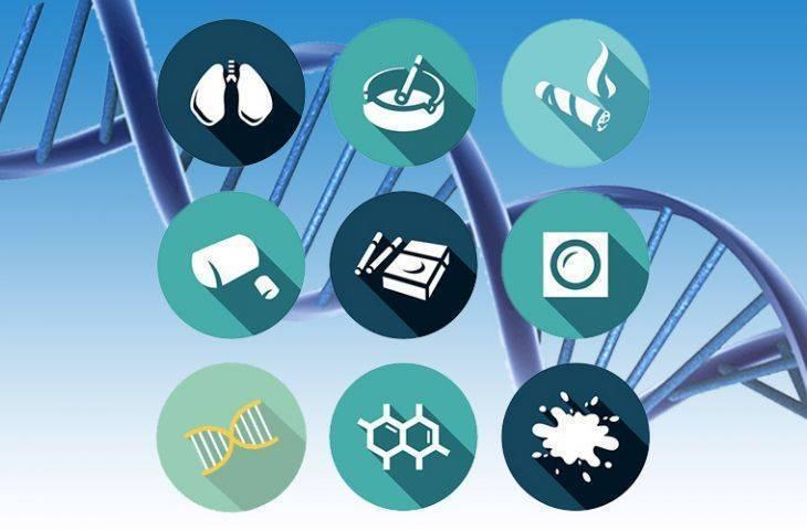 Sigara ilişkili kanserlerdeki Gen Mutasyonları keşfedildi