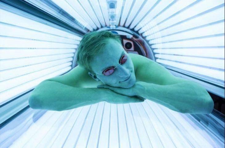 Solaryum cilt kanseri riskini arttırıyor mu?
