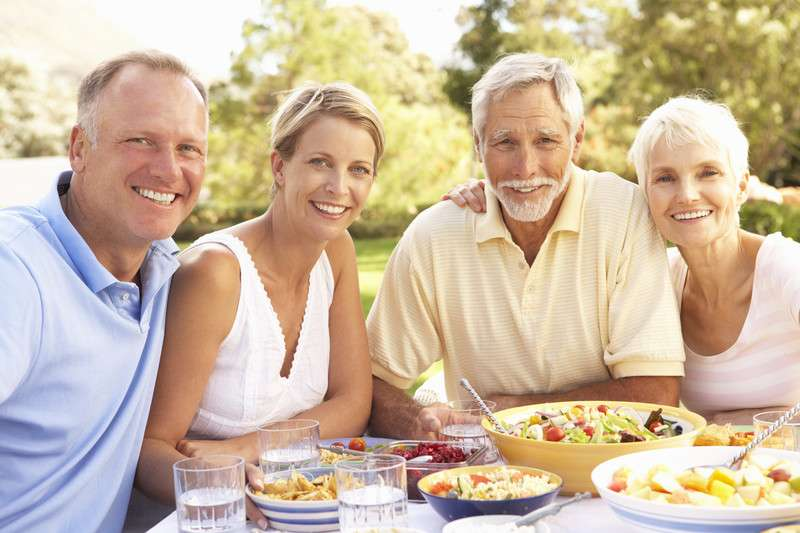 Yaşlandıkça nasıl sağlıklı beslenebilirim