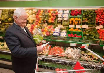 Yaşlı yetişkinlerde sağlıklı vücut ağırlığı nedir?