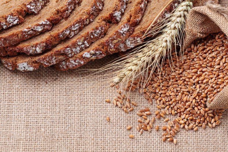 Yulaf arpa buğday mısır pirinç gibi işlenmemiş tam tahıllar