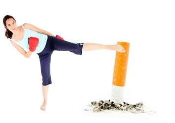 Akciğer kanseri tanısı almadan önce bile sigarayı bırakmak yaşam süresine olumlu katkı sağlıyor
