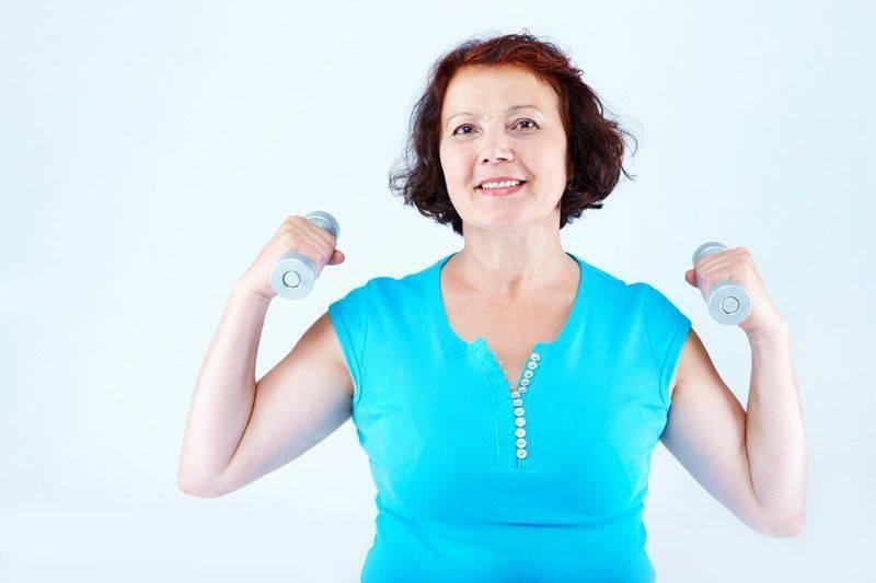 aktif ve sağlıklı kaslar
