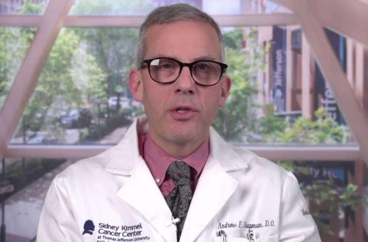 ASCO 2020 B.J. Kennedy Ödülü, Geriatrik Onkoloji çalışmaları ile Dr. Andrew E. Chapman'a verildi