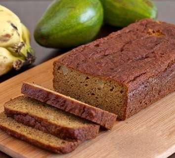 Avokadolu ve muzlu ekmek tarifi