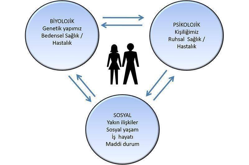 biyopsikososyal yaklaşım psiko onkoloji kanser psikolojisi kanser hastasina butuncul yaklasim