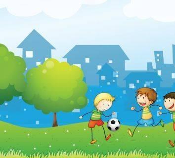 Çocukların davranış sorunlarına bir çare: mahalle oyunları ve spor