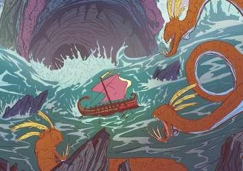 Covid-19 günlerinde KANSER TEDAVİ KARARI vermede mitolojiden bir örnek – Scylla ve Charybdis