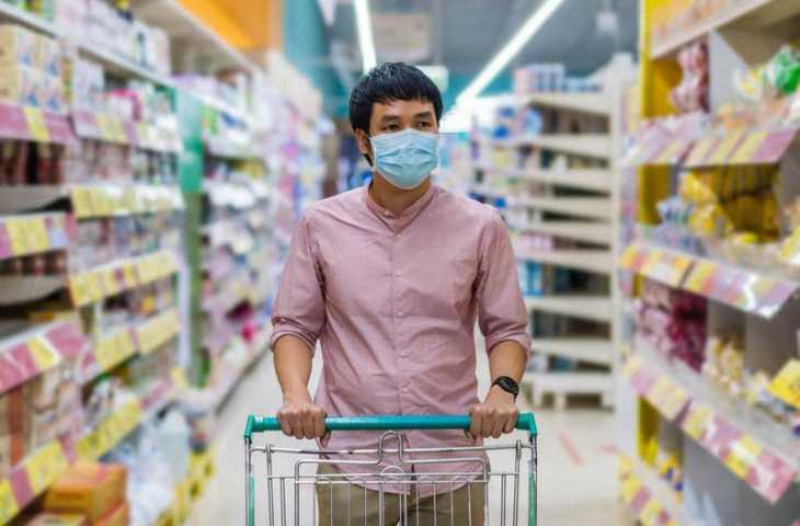 Koronavirüsün gıda veya gıda ambalajından geçmediğini gösteren FDA duyurusu