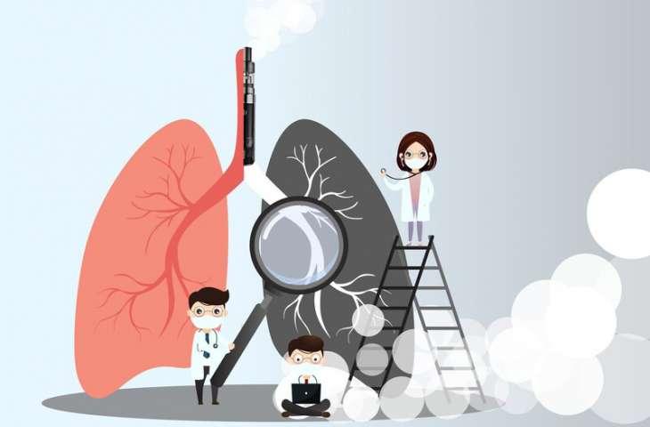 E-sigara kullanan KANSER HASTALARININ karşı karşıya oldukları risk!