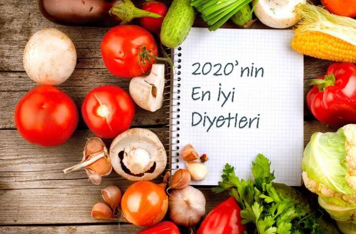 En iyi diyetler 2020