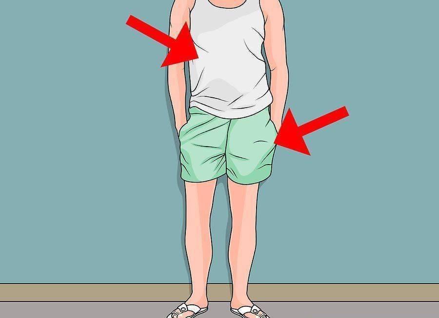 hafif ve serin tutan kıyafetler seçmeye çalışın