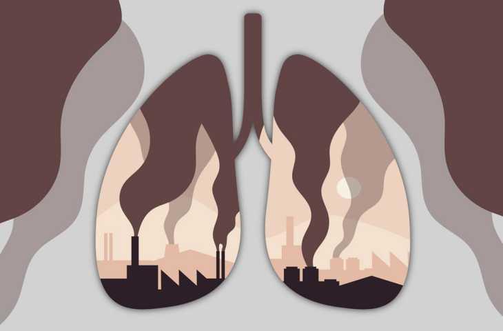 Hava kirliliği – Akciğer kanserinin ikinci önde gelen nedeni!