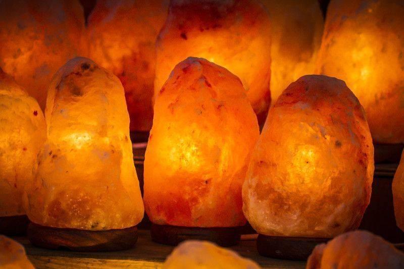 himalaya tuzu lambaları faydalı mı