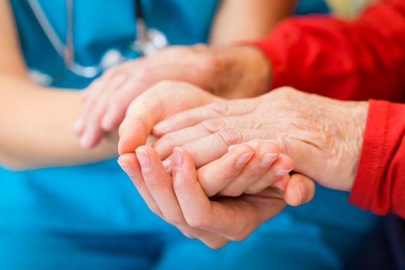 huzurlu bir ölümü yaşam kaybı sürecinde sıkıntıların hafifletilmesi