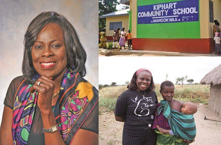 İnsanlık Ödülü'ne kalıtsal meme kanseri alanında çalışan Dr. Olopade layık görüldü