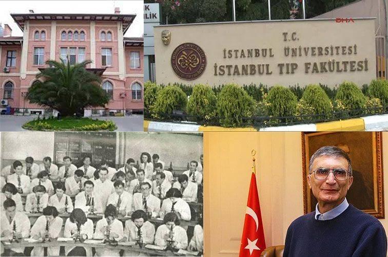 istanbul tıp fakültesinin tarihi aziz sancar