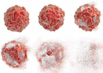 Kanser hücrelerinde kapılar kapanıyor